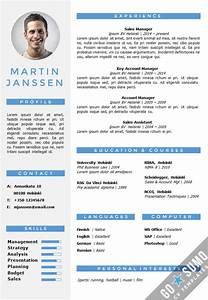cv resume template helsinki docx pptx gosumo With cv template word
