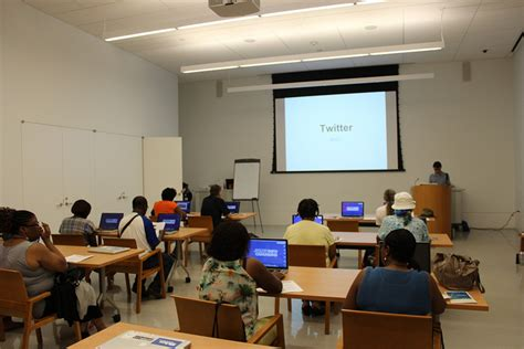 digital media classes bric classes at library s information