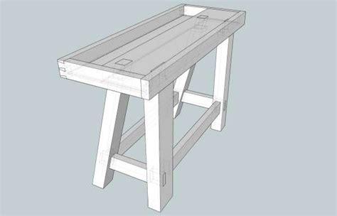 work bench build   beginnings