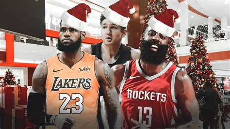 christmas day matchups    nbas scheduled games