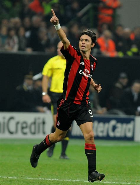 filippo inzaghi filippo inzaghi  ac milan  real