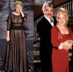 Bette Midler And Sophie Von Haselberg Celeb Moms And