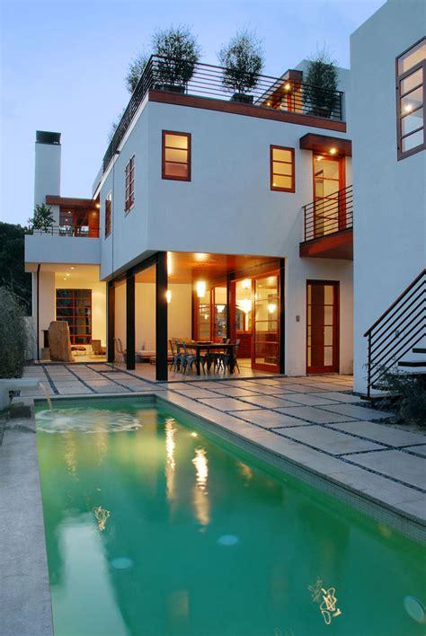 contemporary house  venice beach idesignarch