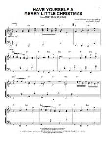 Have Yourself A Merry Little Christmas sheet music by Hugh