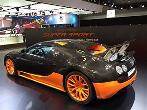 Bugatti Veyron Super Sport : bugatti veyron super sport wrc stars at qatar motor show gtspirit ~ Medecine-chirurgie-esthetiques.com Avis de Voitures