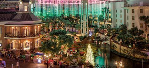 christmas   nashville gaylord opryland resort