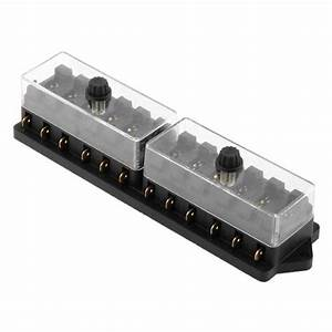 Aliexpress Com   Buy 12 Channels Fuses Box Fuse Holder For