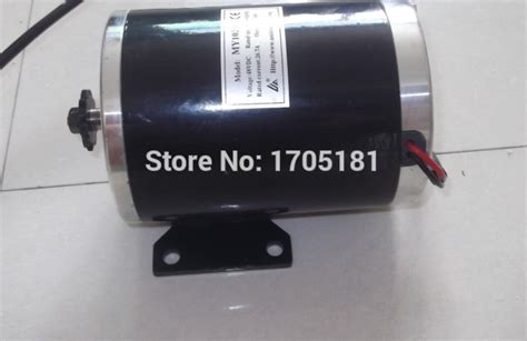36v 1000w brush motor permanent magnet motor diy electric motor e bike scooter bicycle my1020