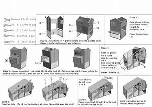 Plan Poulailler 5 Poules : plan pour construire un poulailler en bois xk44 jornalagora ~ Premium-room.com Idées de Décoration