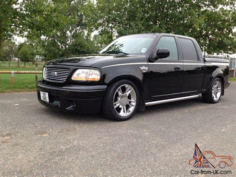Harley Davidson Truck 2003 by 2003 Ford Harley Davidson Supercharged Truck For Sale Html