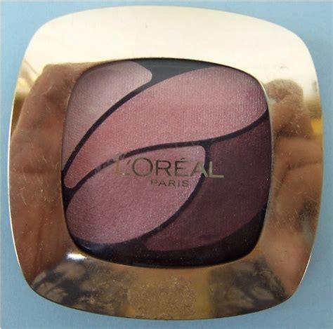 loreal paris color riche palette  eau de rose