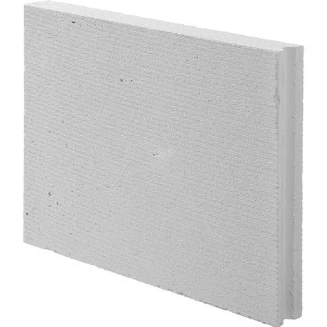 cuisine beton cellulaire carreau de béton cellulaire l 60 x l 60 x ep 10 cm