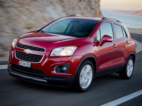 chevrolet trax hatchback   review auto trader uk