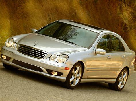 Mercedes Benz Cklasse (w203) Specs & Photos  2004, 2005