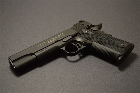 Coltwalther 1911 Gold Cup 22 Lr Review  Modern Rifleman