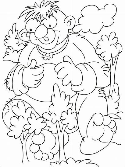 Coloring Giant Jumbo Clipart Ireland Printable Library