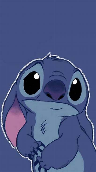 Stitch Disney Wallpapers Iphone Backgrounds Screen Cartoon