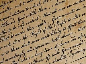 Declaration Of Independence Writing Style 6 american ...