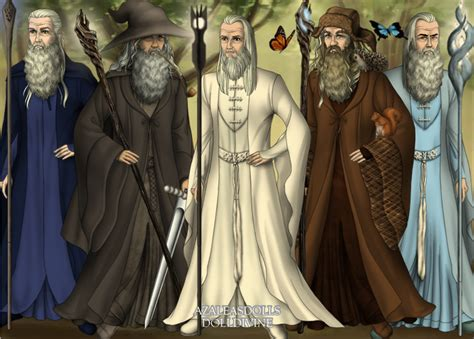 the five wizards by jjulie98 on deviantart