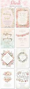 top 8 themed shutterfly wedding invitations pink wedding With shutterfly beach wedding invitations