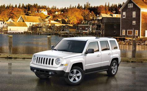 comparison jeep patriot  high altitude edition