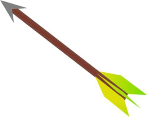 Drapery Rod Bracket Extension by Flying Arrow Clip Art At Clker Com Vector Clip Art