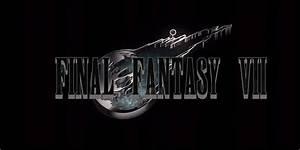 Final Fantasy VII Remake Logo By Tecguyv4 On DeviantArt