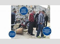 Gravediggers facing deadly health risks due to primitive