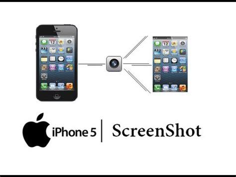 how to take screenshot of iphone iphone 5 how to take a screenshot save a screen