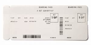 Making Fake Boarding Passes as Gifts - Le Chic Geek