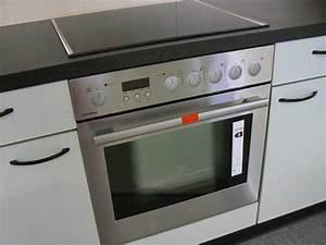 Küche Mit Herd : einbauherd kochplatte herdset umluft grill ofen k che ~ Lizthompson.info Haus und Dekorationen