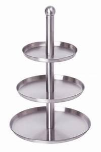 Obst Etagere Metall : etagere edelstahl geb ckschale servierplatte obstkorb ebay ~ Whattoseeinmadrid.com Haus und Dekorationen