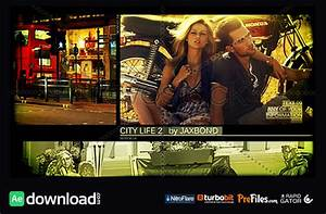 city life 2 film slideshow revostock free download With revostock after effects templates free download