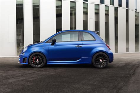 Fiat 500 Upgrades by Italian Stallions Alfa 4c And Fiat 500 Abarth Get Racy