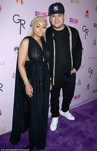 Rob Kardashian denies assaulting ex-fiancee Blac Chyna ...