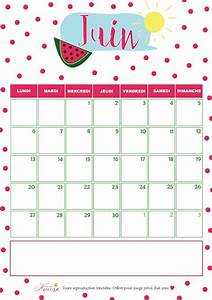 1000 idees a propos de calendrier juin 2016 sur pinterest With affiche chambre bébé avec abonnement fleurs mensuel