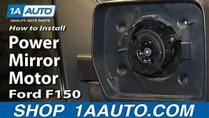 How To Install Replace Power Mirror Motor 2004