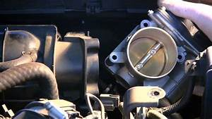 How To Clean 2004 Nissan Altima Throttle