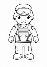 Coloring Pages Army Toy Printable Soldier Military Fresh Ecolorings Info Px Resolution Kb sketch template