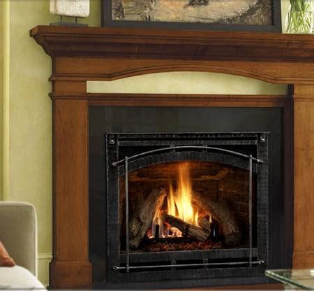 heat glo  series indoor gas fireplace  energy house