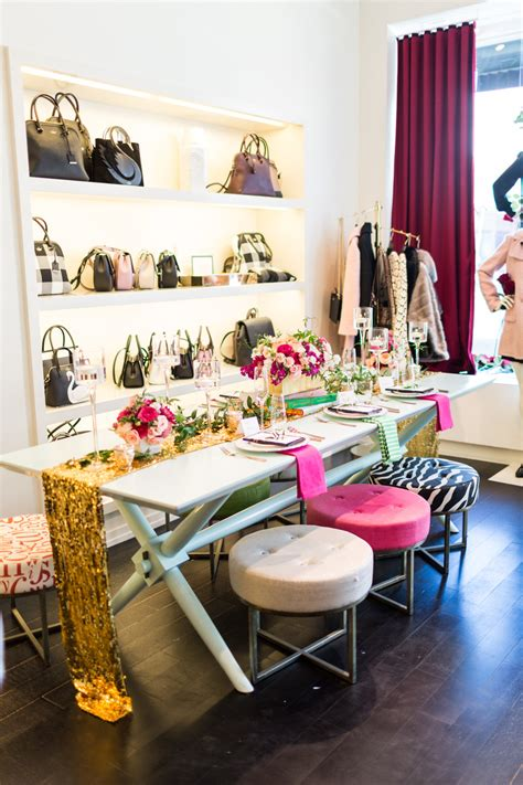 kate spade bridal event  san diego  couture