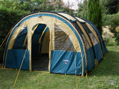 tente de cing 3 chambres troc echange tente maréchal modulo 5 places avec une