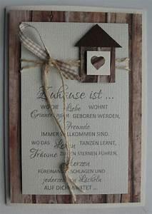Geschenk Einzug Erste Wohnung : gr e gru karte gl ckwunschkarte einzug umzug 3d ein ~ A.2002-acura-tl-radio.info Haus und Dekorationen