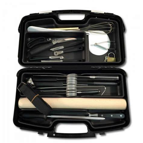 malette a couteau de cuisine mallette couteaux cuisine professionnelle 21 pièces eurolam