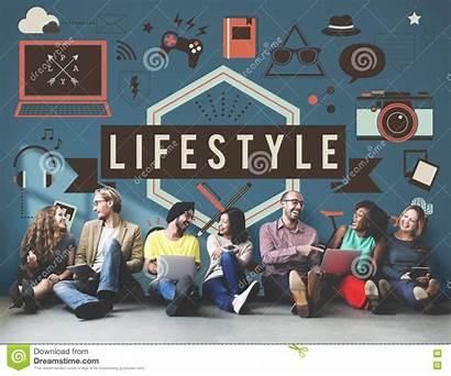 Lifestyle Technology Hobbies Concept Culture Illustration