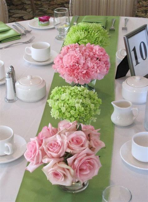centerpieces for bridal shower bridal shower i m going to need to have this wedding 2013 pinterest runners shower