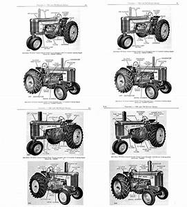 John Deere 720 730 Parts Manual And Catalog List