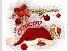 Kerst dieren Plaatjes en Bewegende Animatie Plaatjes