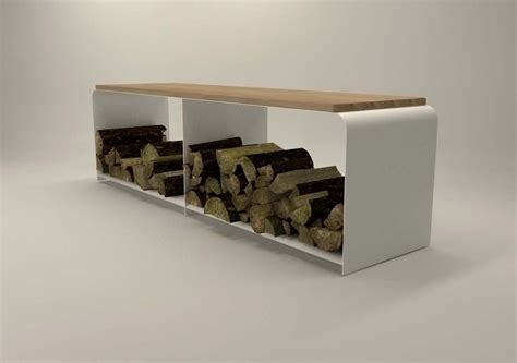 Einfamilienhaus Sideboard Fuer Kaminholz by Design Metallmoebel Tv Sideboard Wei 223 Mehrzweck Kaminholz