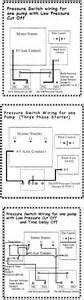 Pressure Switch Wiring Diagrams  U2013 Cycle Stop Valves  Inc